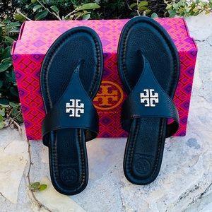 NWT Tory Burch Jolie flat thong sandals